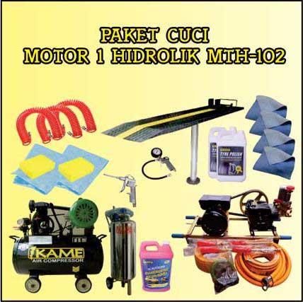 Paket Cuci Motor 1 Hidrolik MTH 102